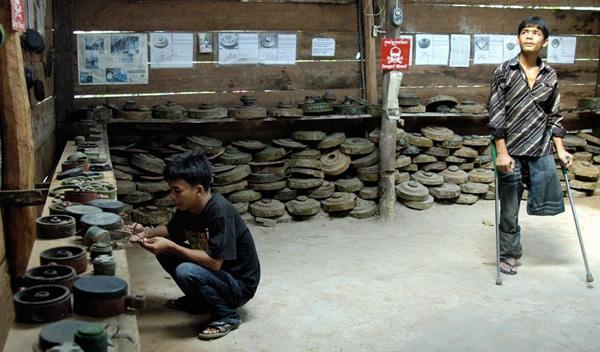 Landmine Cambodia