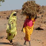 Women's Work (Chad refugee camp)